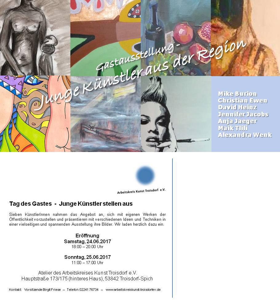 Einladung_Ausstellung_Gastausstellung_Junge Kunst